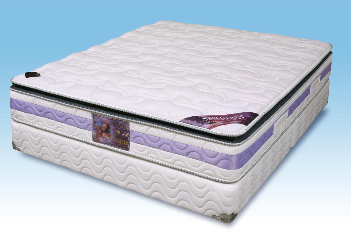 床垫四周采12~16支辅助弹簧,加强床垫周边支撑力,使边框不  &nbsp